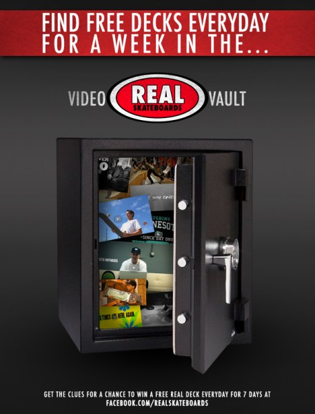 REAL Video Vault Contest 2012